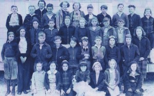 Carolina Beach School 1937-38 year