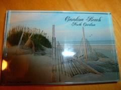 Magnet - Carolina Beach Sand