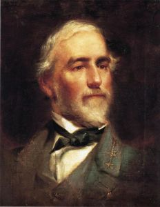 Robert E. Lee at Washington College