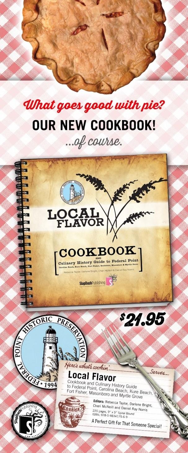 coookbook poster