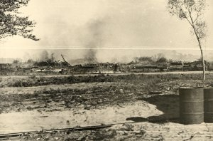 Early Land Clearing 1933