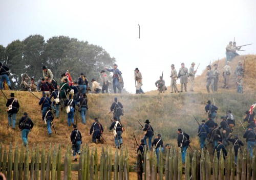 The 150th anniversary of the 2nd Battle of Fort Fisher