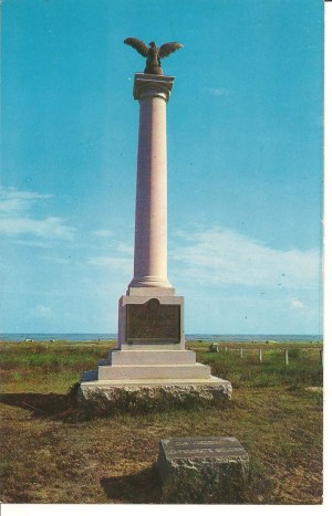 Battle Acre Monument