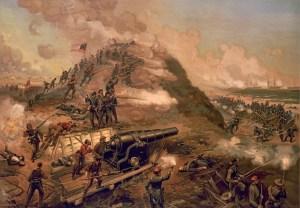 Fort Fisher Battle 2