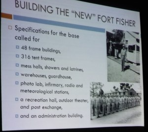 Building the 'New' Fort Fisher