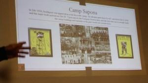 Camp Sapona 1934