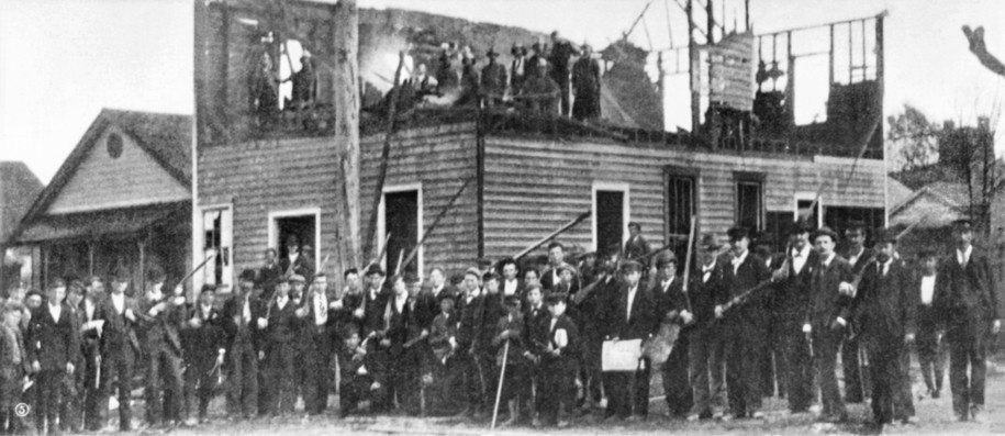 Ghosts of 1898 - Wilmington