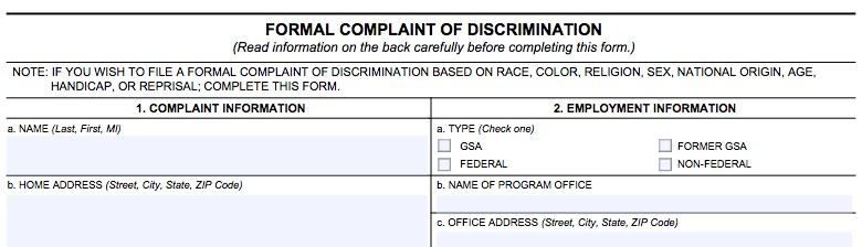 The Basics Of The Federal Employee Eeo Complaint Process  Federal