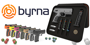 Byrna Non-lethal Self Protection