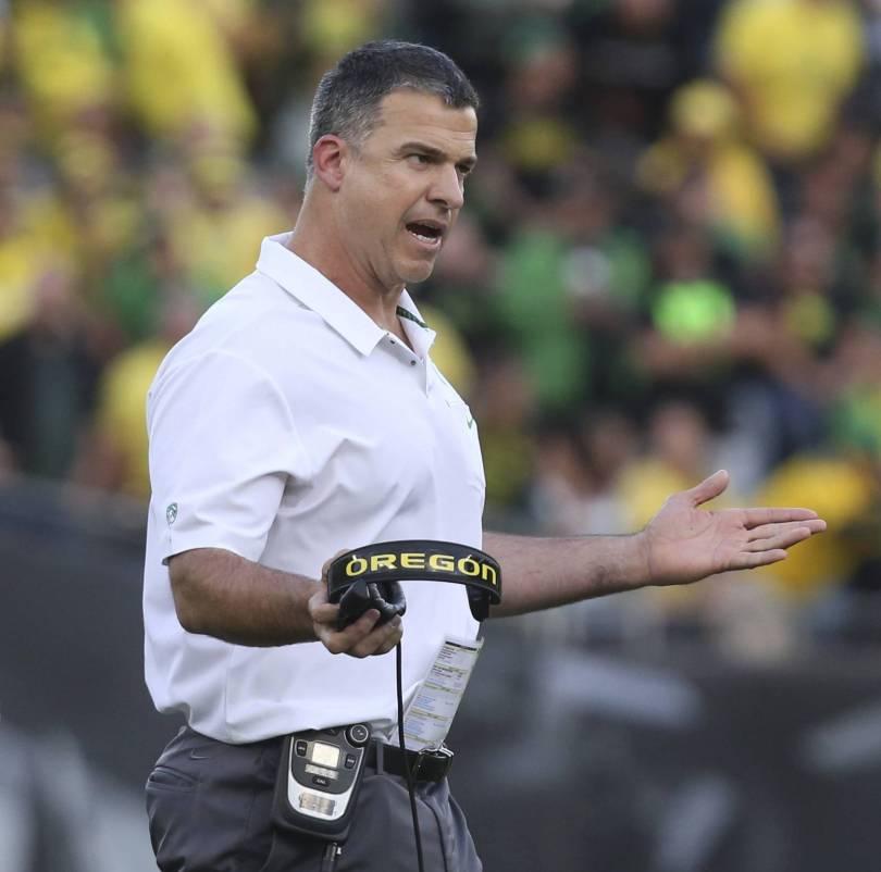 College Football Picks 71070 - No. 17 Oregon seeks redemption hosting No. 7 Washington