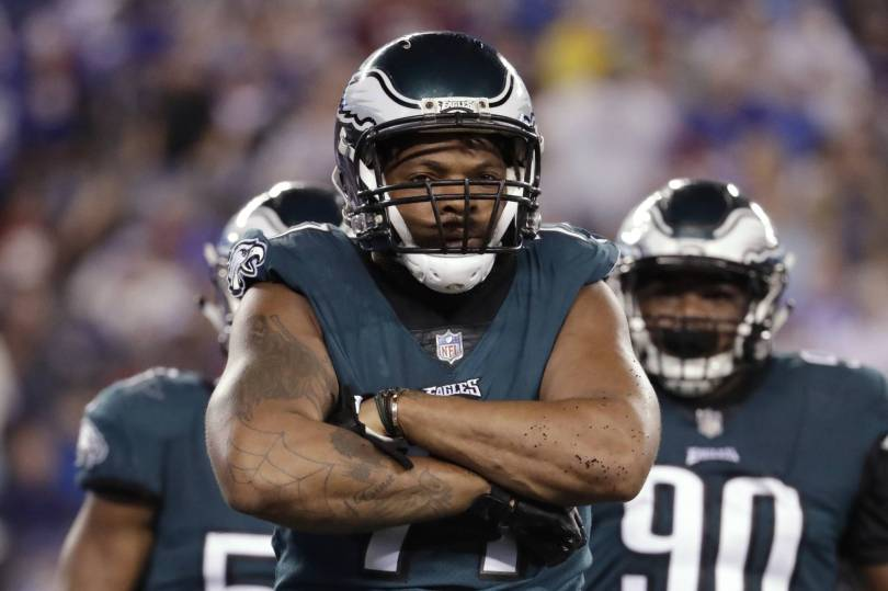 Eagles Giants Football 69558 - Eagles got their swagger back against the Giants
