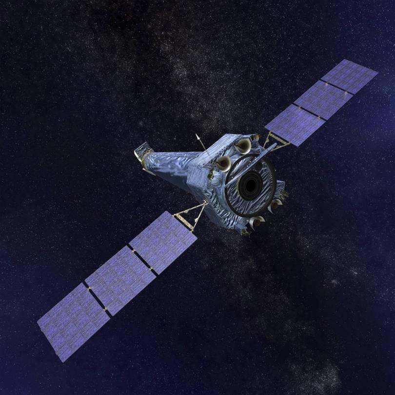 Space Telescope 14924 - Another NASA space telescope shuts down in orbit
