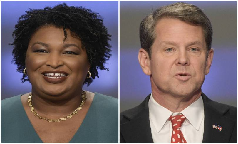 Election 2018 Governor Georgia Analysis 38011 - With no Abrams concession, Kemp presses forward in Georgia