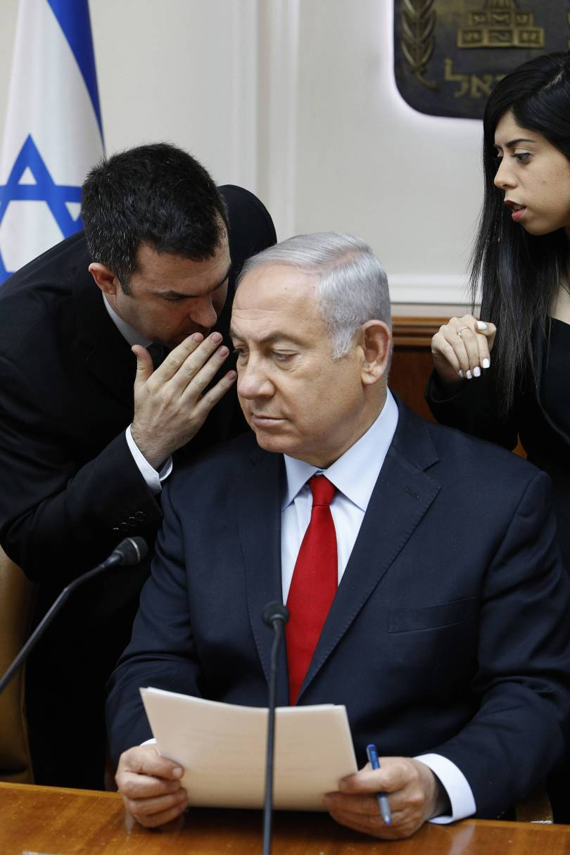 Israel Netanyahu Spokesman 27691 - Israeli lawmaker to PM: Dismiss US envoy over aide scandal