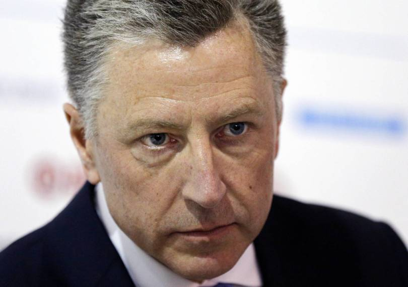 Ukraine Volker 62618 - Envoy: US willing to consider further lethal aid to Ukraine