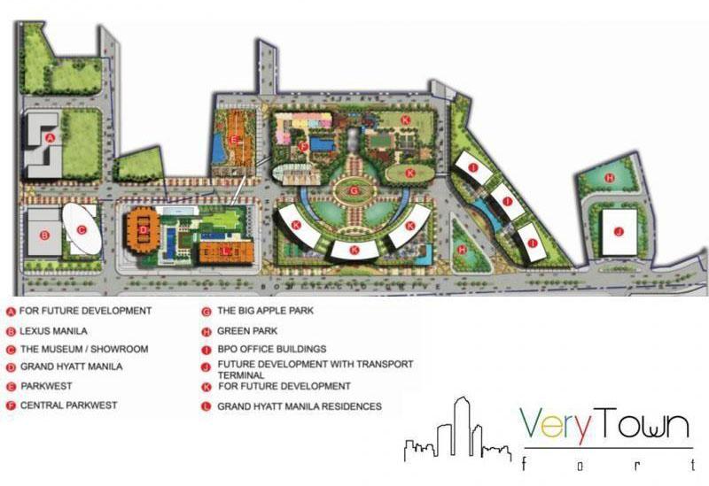 """Madison Park west Development Plan"""