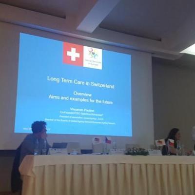 """Conferința internațională """"Social Services in Europe"""" în Republica Cehă"""