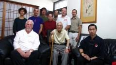 Visite au Grand Maître Chou Hong Bing