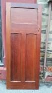 Polished internal bungalow door 810 x 2028mm $220