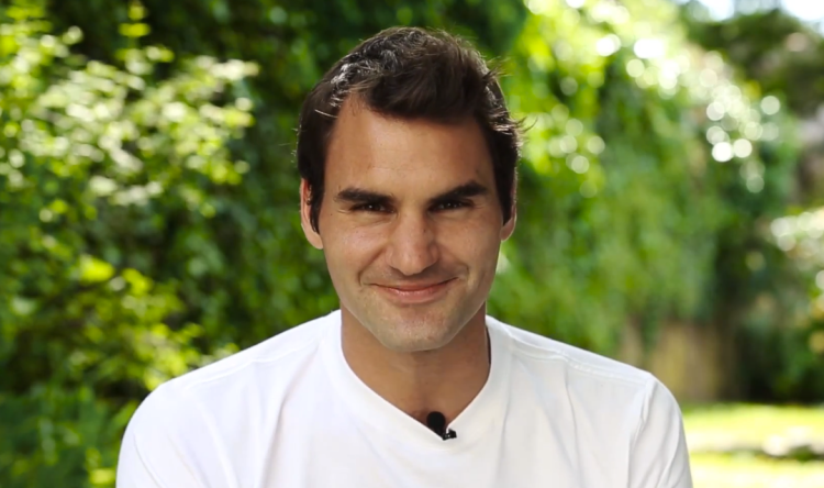 Federer Brisbane 2014 video screenshot