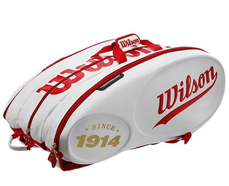 Federer Wimbledon 2014 Wilson bag