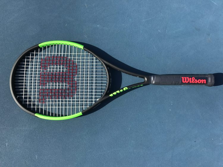 Wilson Blade 104 Serena Williams Autograph