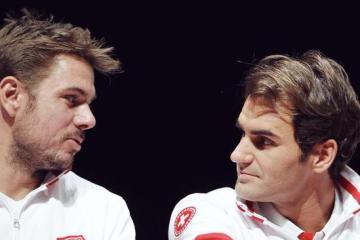 Roger Federer Davis Cup 2015