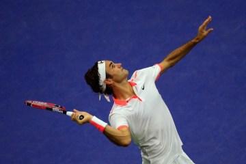 Roger Federer 2015 US Open