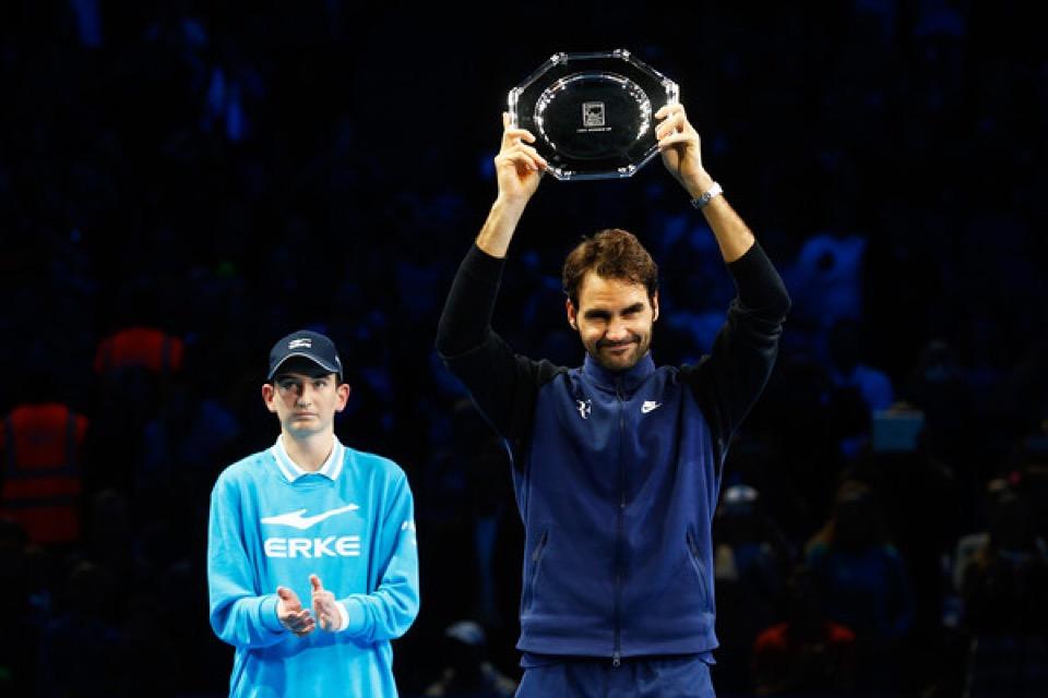 1d96d8141c1f8 Federer Lands Short of Seventh World Tour Finals Title • FedFan