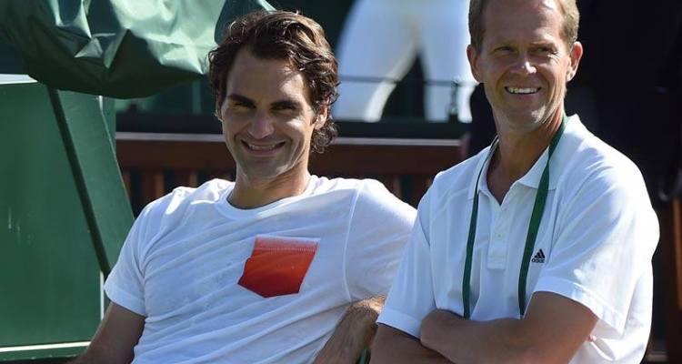 Roger Federer Stefan Edberg