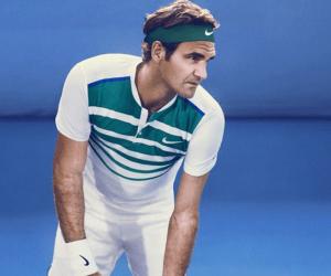 Federer 2016 Australian Open Nike Outfit