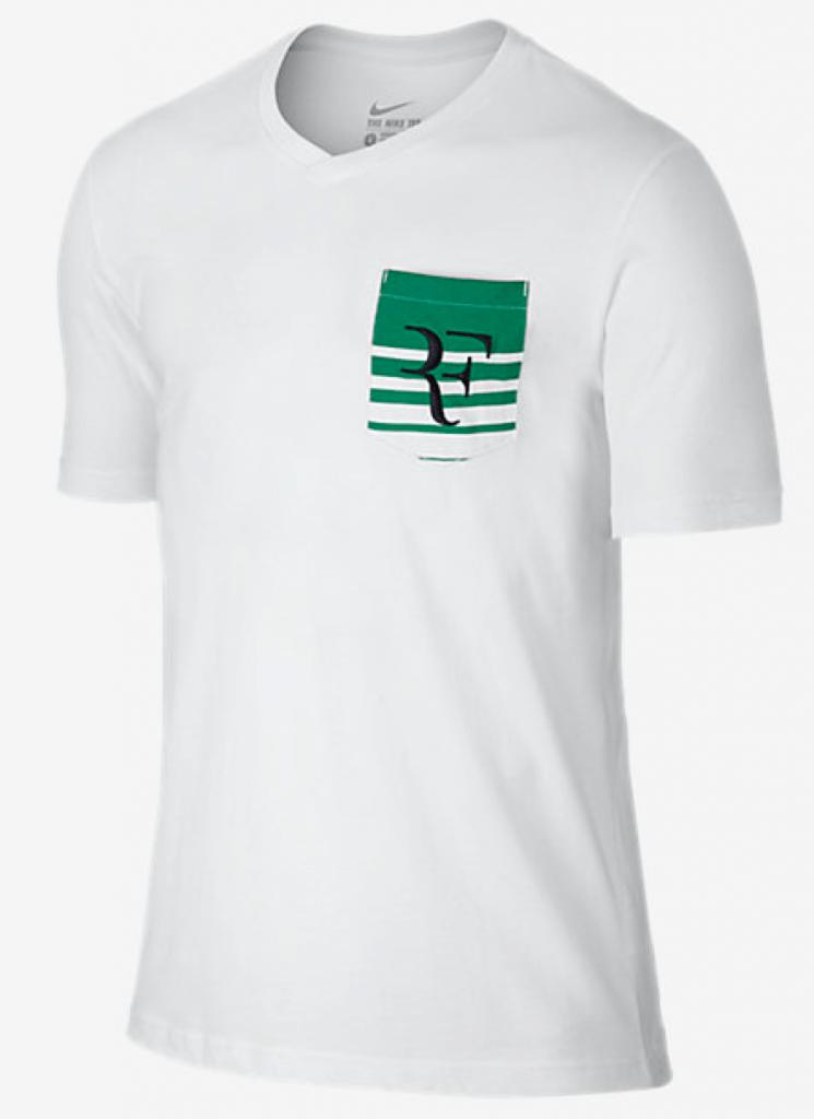 Federer 2016 Australian Open RF Shirt