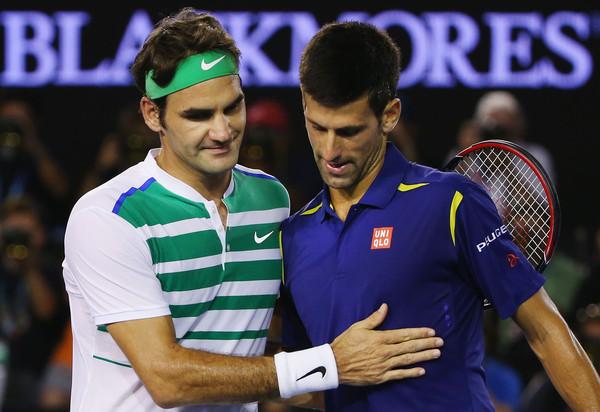 Roger Federer 2016 Australian Open Semifinal