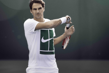 Roger Federer 2016 Wimbledon Nike Outfit