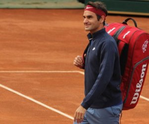Roger Federer 2016 Rome Masters