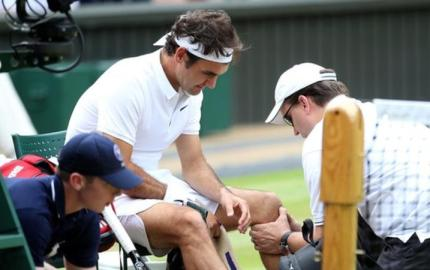 Roger Federer Withdraws from 2016 Season