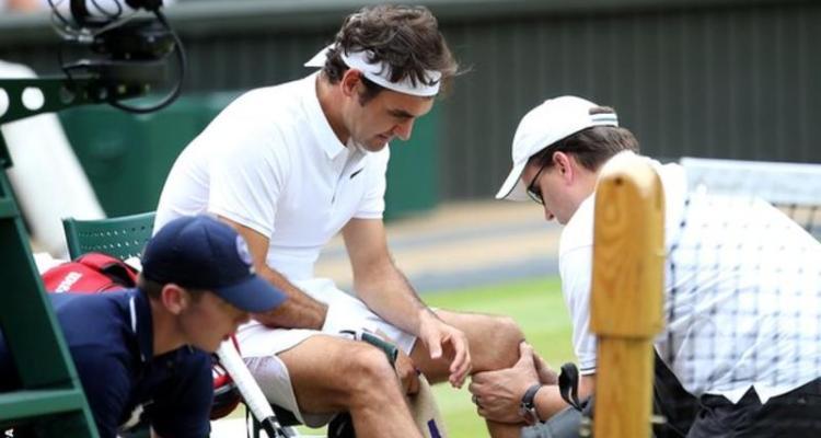 Roger Federer Withdraws from 2016 Season