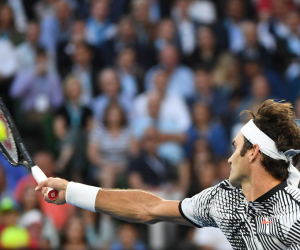 Federer Advances to 41st Grand Slam Semifinal