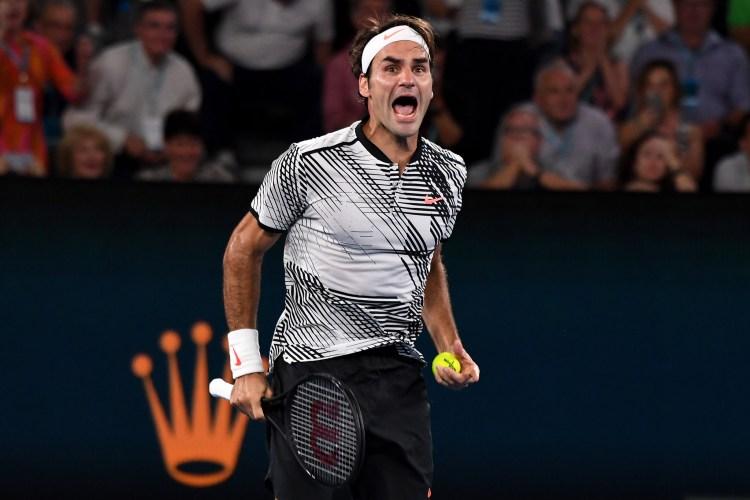 Federer Beats Nadal, Wins Historic 18th Grand Slam
