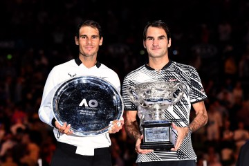 Federer Beats Nadal, Wins Historic 18th Grand Slam