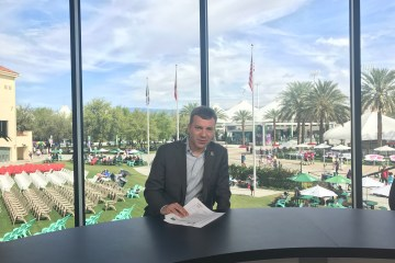 Jon Wertheim interview for FedFan in Indian Wells