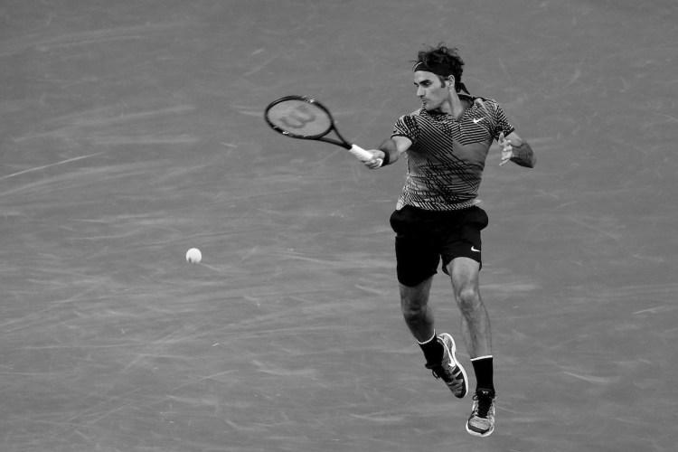 Roger Federer 2017 BNP Paribas Open Indian Wells BNPPO17
