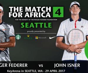 Roger Federer Match for Africa 4