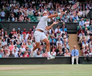 Roger Federer 2017 Wimbledon