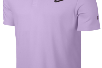 Roger Federer 2017 Shanghai Rolex Masters Nike Outfit