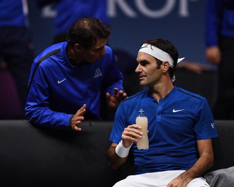 Roger Federer 2017 Laver Cup