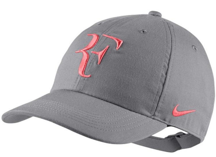 Roger Federer 2018 Australian Open Nike RF Hat - Roger Federer 2018 Australian Open Nike Outfit
