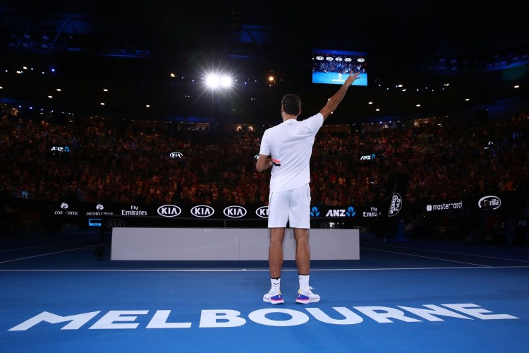 Roger Federer 2018 Australian Open - Federer Wins 20th Grand Slam Title