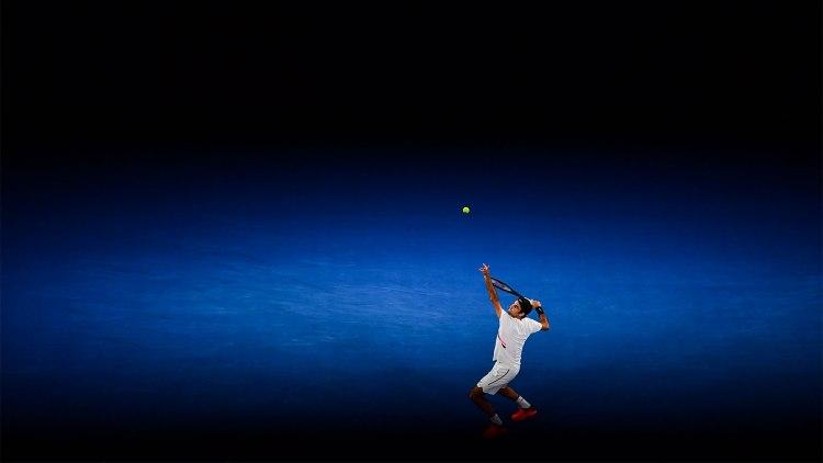 Roger Federer 2018 Australian Open - Federer Reaches Milestone 30th Grand Slam Final