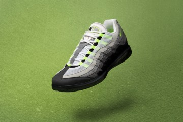 NikeCourt Vapor RF x AM95